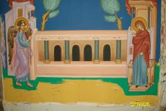 αγιογράφηση ναού,