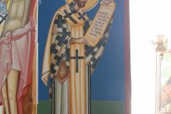agios-ioannis-αγιογράφηση ναού,