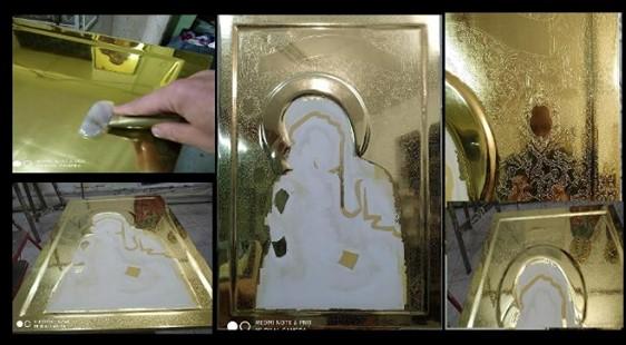 """Orthodox Iconography """"Byzantineart"""""""