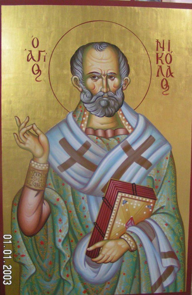 "Orthodox Iconography ""Byzantineart""Φορητές Αγιογραφίες Η αγιογραφία παίζει ρόλο γέφυρας ανάμεσα στον άνθρωπο και το Θείο. Χωρίς   απεικονίσεις του Χριστού και των Αγίων είναι αδύνατο για τον πιστό να   πλησιάσει αυτά τα πρόσωπα."